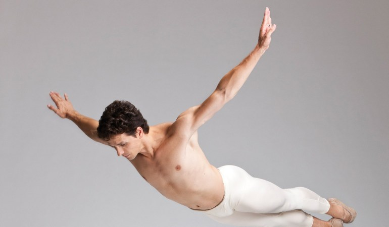 Featured photo of Guillaume Côté by Aleksandar Antonijevic, courtesy of the National Ballet of Canada
