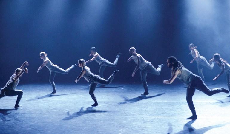 ProArteDanza dancers in Roberto Campanella's Fearful Symmetries | Photo: Guntar Kravis