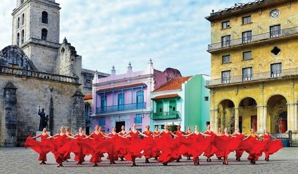 Lizt Alfonso Dance Cuba: At the crossroads of a culture in interesting times
