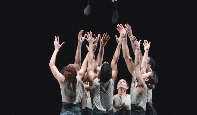 Malpaso Dance Company in Sonya Tayeh's Face The Torrent   Photo: Rose Eichenbaum