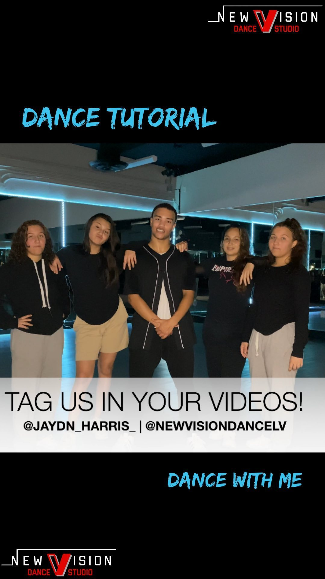 Choreography by @jaydn_harris_ Dance With Me – 112 Tag a friend you want to…
