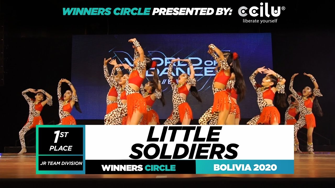Little Soldiers | 1st Place Jr Team | Winners Circle | World of Dance Bolivia 2020 | #WODBO2020
