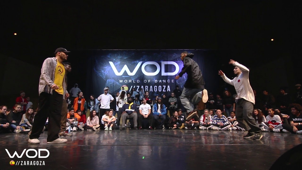 All Styles Battle Finals | World of Dance Zaragoza 2017 | #WODZGZ17