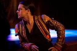 Australian dancer Robert Kelly