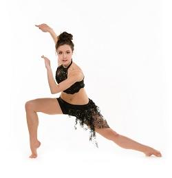 Dancer Kati Smasne winner Dance Upon A Dream online dance competition