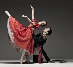 Australian Ballet, Lucinda Dunn and Robert Curran