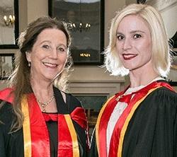 Barbara Snook and Rosemary Martin, University of Auckland