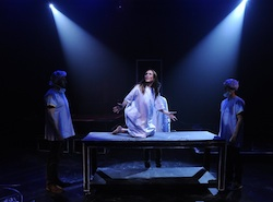 Natalie O'Donnell in Next To Normal