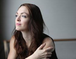 Queensland Ballet Principal Dancer Clare Morehen. Photo David Kelly.