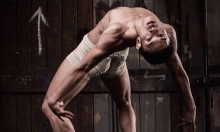 Australian dancer Zachary Lopez