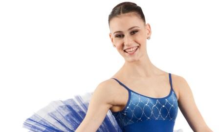 Energetiks Model Search winner Amelia Townsend