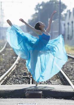 Yuiko Masukawa of Melbourne City Ballet