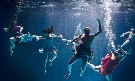 Black Grace 'Underwater'.