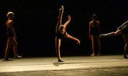Joffrey Ballet School.