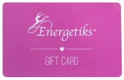 Energetiks Gift Card