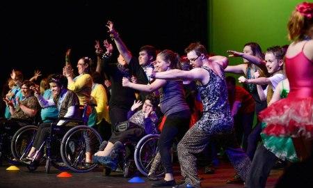 Perform-Ability. Photo courtesy of Miranda Daisy.