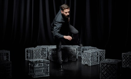 New Breed 2016 choreographer Richard Cilli. Photo by Peter Greig.