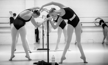 Henriette Hartl (right). Photo by Stephan Bollinger Photography.