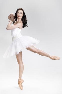 The Australian Ballet's Amber Scott. Photo by Daniel Boud.