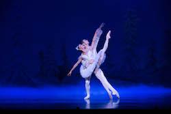 Queensland Ballet's Alexander Idaszak. Photo by David Kelly.