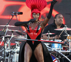 Grace Jones. Photo by Getty Images.