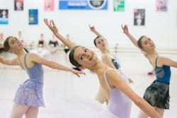 International Ballet Workshops.Photo by Chris Dowd...