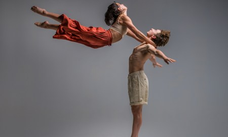 New Zealand School of Dance. Photo by Stephen A'Court.