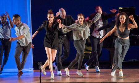 Dorrance Dance. Photo by Stephanie Berger.