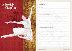Dancer Visualization Journal