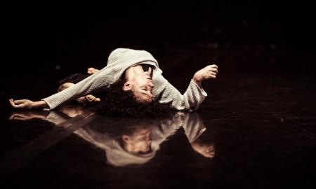 Narelle Benjamin in 'Cella'. Photo by Pippa Samaya.