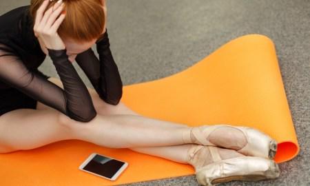 dancer flexibility stretching
