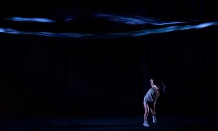 Kristina Chan's 'A Faint Existence'. Photo by Ashley de Przer.