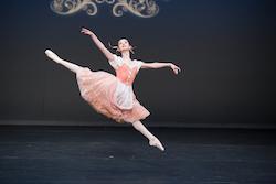 AGP 2017 New Zealand School of Dance Short-term Scholarship, Kayla Van Den Bogert, Karen Ireland Dance Centre, Australia.