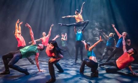 Ballet Revolucion. Photo by Johan Persson.
