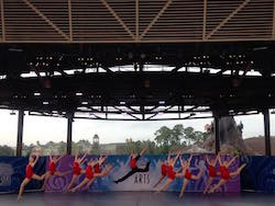 Jane Moore Academy of Ballet at Disneyworld Performing Arts. Photo courtesy of TP World Tours.