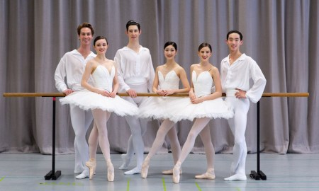 Nominees of the 2018 Telstra Ballet Dancer Award. Photo by Alexandra at Jam On Your Collar.