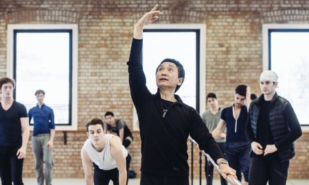 Li Cunxin. Photo courtesy of Queensland Ballet.