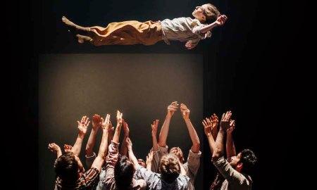 Hofesh Shechter's 'Grand Finale'. Photo by Rahi Rezvani.