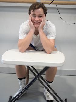 PPY student Austin. Photo by Elizabeth Ashley.