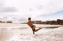 Joel Burke Dance Model