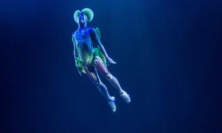 Cirque du Soleil's 'Kurios'. Photo by Martin Girard shootstudio.ca.