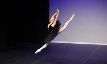 Poppi Eccleston (Amanda Bollinger Dance Academy). Photo by Ryan Kettle at Move Photography.