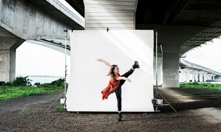 Katie Rudd of The New Zealand Dance Company. Photo by John McDermott.