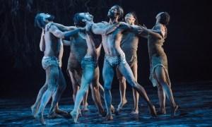 Bangarra Dance Theatre in 'Ones Country'. Photo by Daniel Boud.