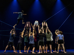 Gravity & Other Myths's 'The Pulse'. Photo by Darcy Grant.