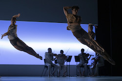 Sydney Dance Company in 'Impermanence'. Photo by Pedro Greig.