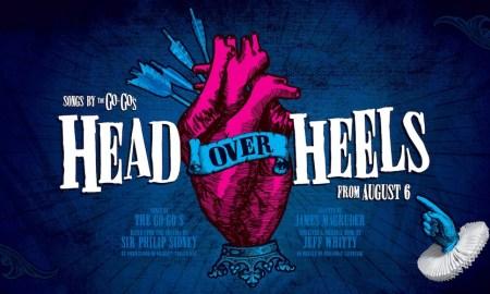 'Head Over Heels'.