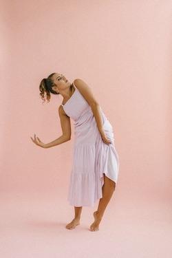 Kahlia Davis. Photo by James Jin Images.