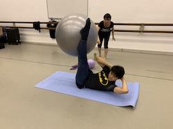 Photo courtesy of Progressing Ballet Technique.