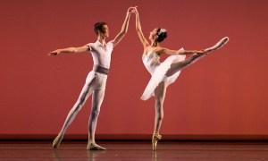 The Australian Ballet School's 'En Pointe'.